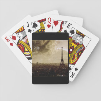 Card deck Paris