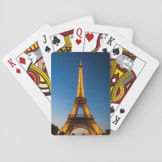 Card decks Paris - Eiffel Tower #1
