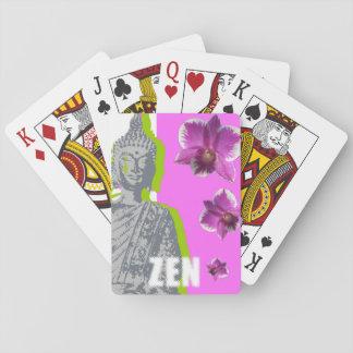 Card decks ZEN Playing Cards