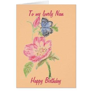 Card for Nan