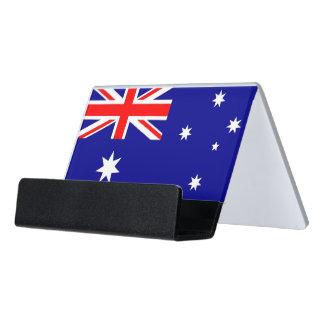 Card Holder with flag of Australia