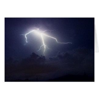 Card - Lightning