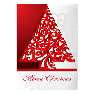 Card Merry Christmas Business Card Templates