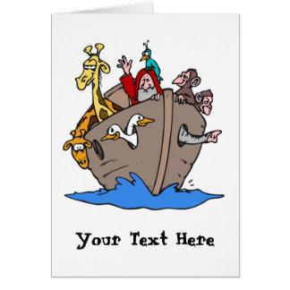 Card - Noah s Ark