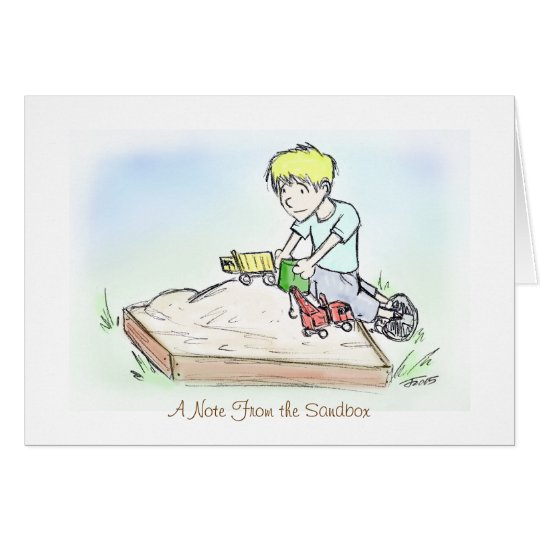 Card - Note from sandbox