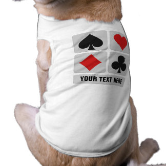 Card Player custom pet clothing