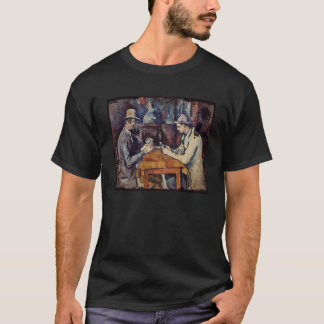Card Players T-Shirt