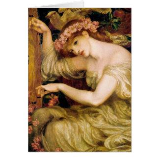 Card:  Rossetti - Sea Spell Greeting Card