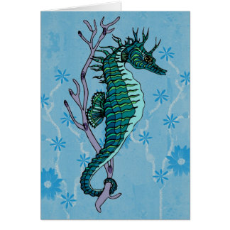 Card-Seahorse-All Occasion Card