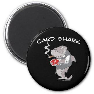 Card Shark Magnets
