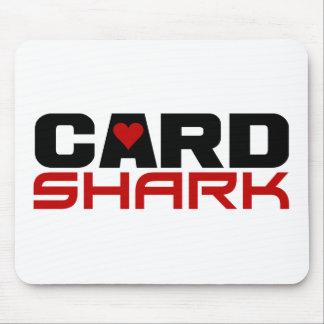 Card Shark mousepad