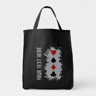 Card Splash custom bag - choose style, color