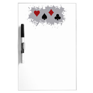 Card Splash custom message board