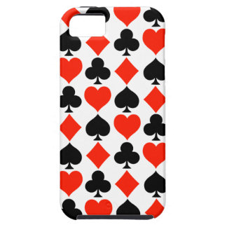 Card Suits Classic iPhone 5 Case