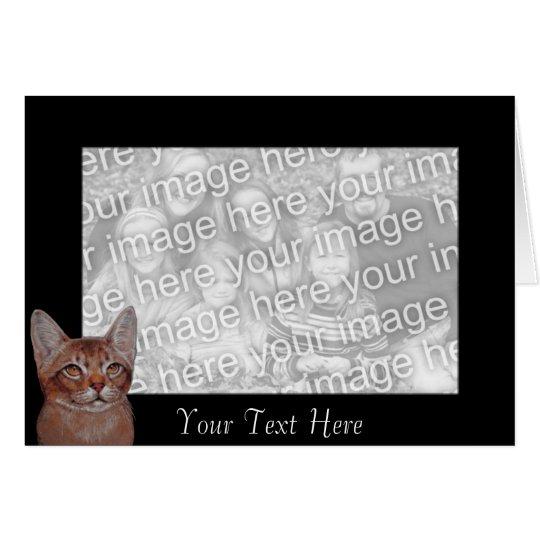 Card Template - Cat Border