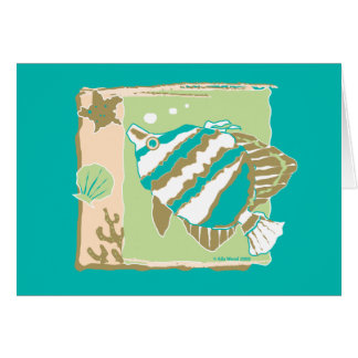 CARD ~ Tropical Fish