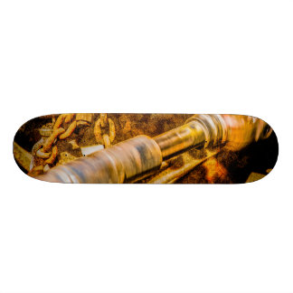 Cardan Shaft - Working Hard 20 Cm Skateboard Deck