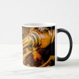 Cardan Shaft - Working Hard Morphing Mug