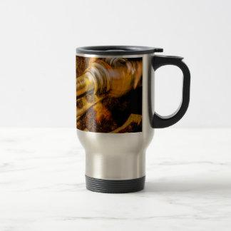 Cardan Shaft - Working Hard Stainless Steel Travel Mug