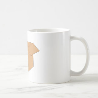 Cardboard Box Coffee Mug