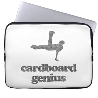 Cardboard Genius Laptop Computer Sleeve