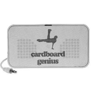 Cardboard Genius Travel Speaker