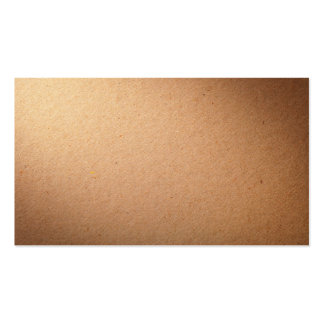Cardboard Texture For Background Pack Of Standard Business Cards