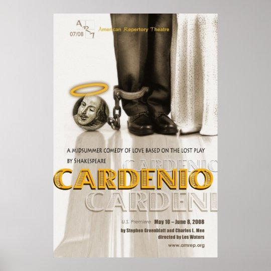 cardenio_POSTER_2 Poster