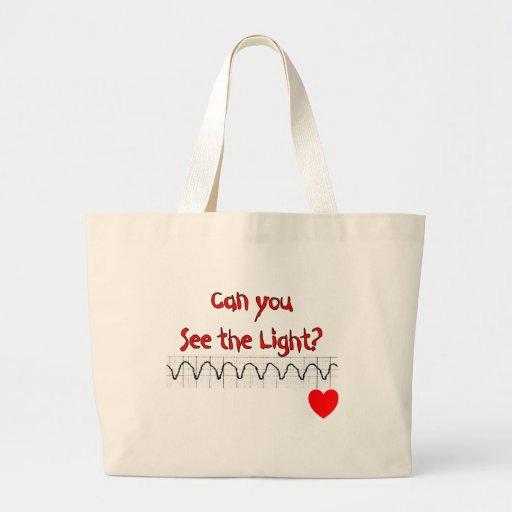 Cardiac/ ER Nurse Hilarious sayings Bags