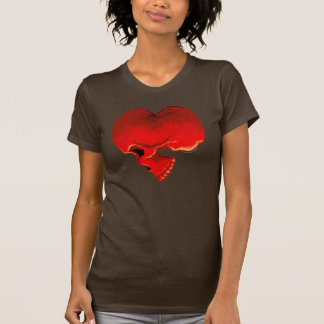 Cardiac Ladies Petite T-Shirt