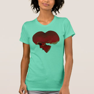 Cardiac Ladies Petite T-Shirt