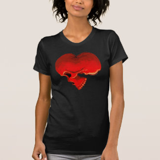 Cardiac Ladies Twofer Sheer Shirts