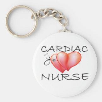 Cardiac Nurse Keychain