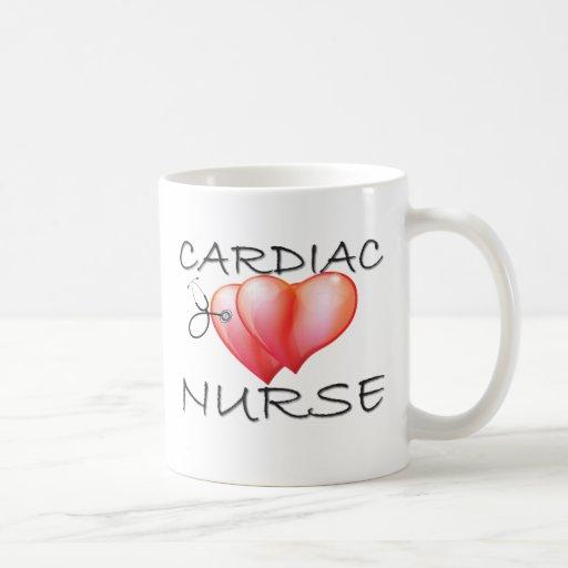 Cardiac Nurse Mugs