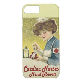 Cardiac Nurses Mend Hearts iPhone 8/7 Case