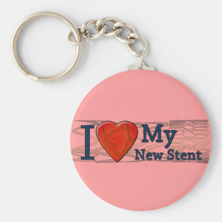 Cardiac Recovery Gifts | Stent T-shirts Keychains