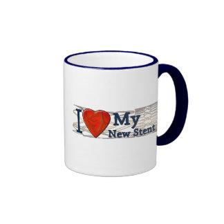 Cardiac Recovery Gifts | Stent T-shirts Mugs