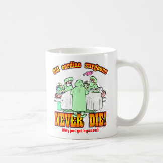 Cardiac Surgeons Coffee Mug