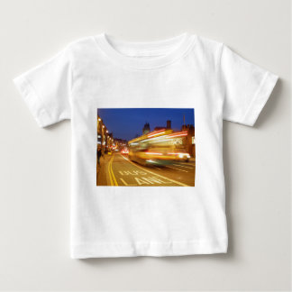 Cardiff at Night Baby T-Shirt