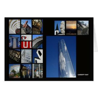 Cardiff Bay multi-image card