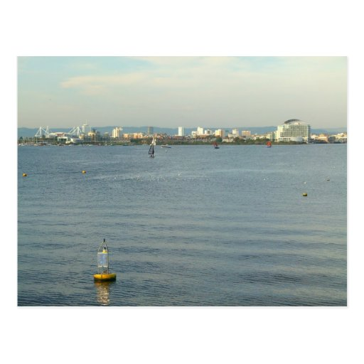 Cardiff Bay Postcards