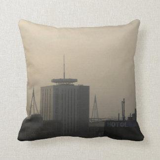 Cardiff City Skyline Cushion
