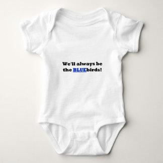 Cardiff City - We'll always be the BLUEbirds Baby Bodysuit