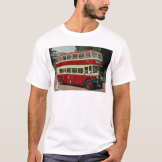 Cardiff Corp. 4b, a 1949 Crossley decker in preser T-Shirt