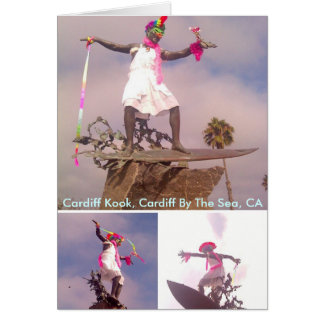 Cardiff Kook Party Girl Cards
