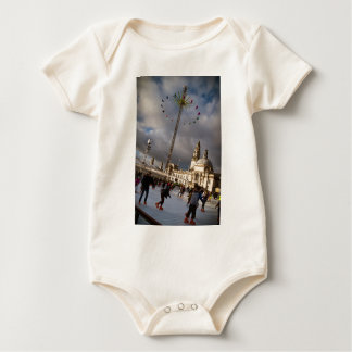 Cardiff Winter Wonderland Baby Bodysuit