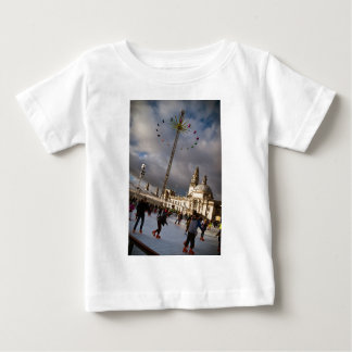 Cardiff Winter Wonderland Baby T-Shirt