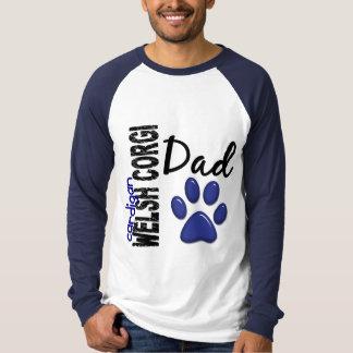 Cardigan Welsh Corgi Dad 2 Shirt
