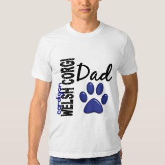 Cardigan Welsh Corgi Dad 2 Tee Shirt