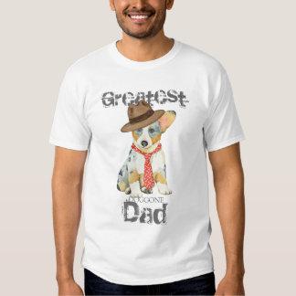 Cardigan Welsh Corgi Dad Shirts